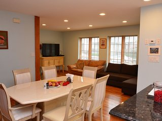 Come visit the Heart of Brooklyn/4 beds/2 bath/2 terraces/private parking/washer