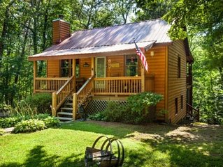 Bear's Den - Cozy, All Paved Access, Convenient to Ellijay and Blue Ridge