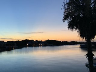 Luxury Waterfront Home with Boat Slip, Golf Cart, in Heart of Horseshoe Bay