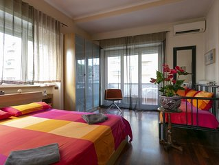 Guest House, elegant rooms 1000 meters far from Vatican City