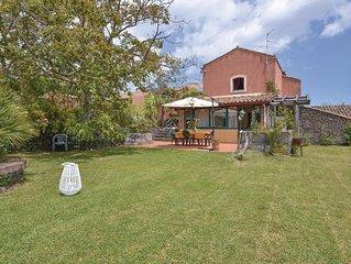 3 Zimmer Unterkunft in Sant'Alfio