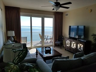 Beautiful Beach-Front 3BR/3BA Condo, Heated Pool, Perdido Key, FL