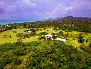 El Cerro-3 Homes on a Private 30 Acre Estate w/ Pool