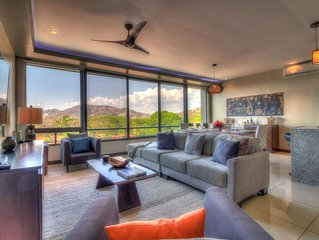 Best of both Worlds! Modern Luxury Condo-Steps from the beach! Spectacular