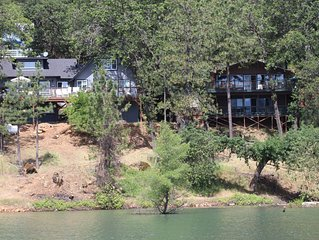 LAKEFRONT....TWO HOMES FOR 24 PEOPLE....Third for 36 People,  100 5 STAR REVIEWS