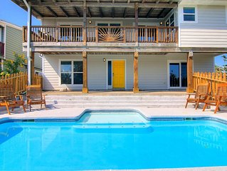 Best house in Port A! Private Pool, Complete Remodel