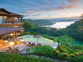 Luxury Living at Peninsula Papagayo: Concierge, Private Beach Club, Golf