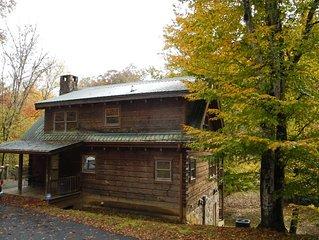 Bearadise Cabin close to  John C Campbell Folk School