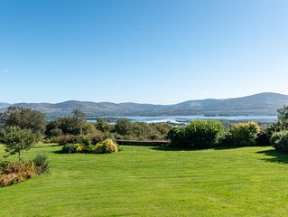 Modern 4 bedroom holiday homes with stunning views over Kenmare Bay
