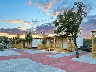 Two bedroom apartment near beach Pašman (A-17406-c)