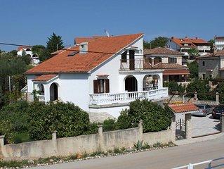 One bedroom apartment with terrace Pinezici (Krk) (A-5319-b)
