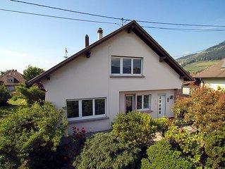 Les 3 Cigognes, Maison 9 ares, Centre Alsace