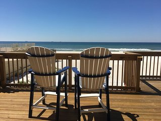 We are accepting bookings!  Panama City Beach FL