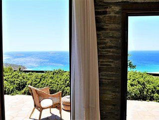 Cosy Philoxenia: Great Sea View,  Best Location & Amazing Pool