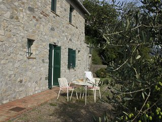 A former farmer house, peaceful accomodation, back to nature