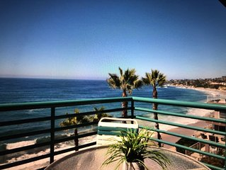 BEST Oceanfront Downtown Apartment! Recently renovated! Walk everywhere!Parking!