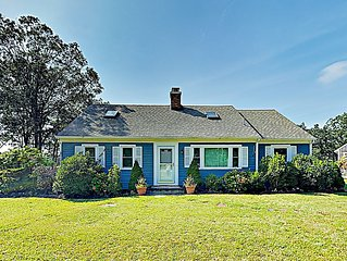 Spacious 4BR on Bourns Pond w/ Waterfront Deck – Near Woods Hole &  Beaches