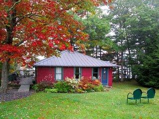 Lakeside Cottage in MidCoast Maine
