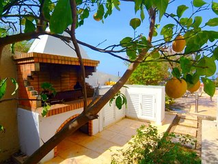 Discounts * Villa with Panoramic Sea Views Private Pool Free Air Con & WiFi