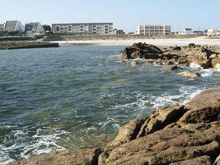Bel appartement avec vue imprenable sur la mer