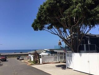 Beautiful Newly Remodeled Ocean View Home near Rincon Beach! Beach Access!