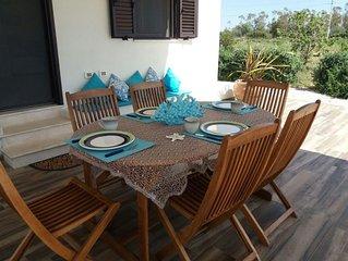 Orosei, villa da Luciana, ideale per Relax e Privacy