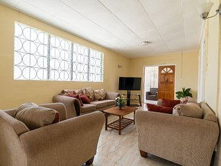 Bright, Spacious 3BR Home - Walking Distance to Main Attractions!