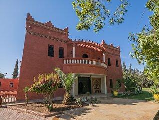 Villa B&B Marrakech-Palmeraie