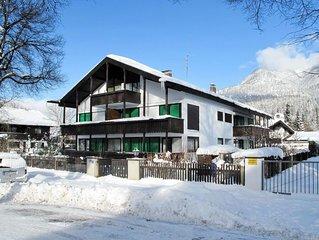 Ferienwohnung Dreitorspitze (GMP111) in Garmisch-Partenkirchen - 3 Personen, 1 S