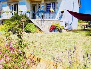 Ferienhaus St Quay Portrieux für 6 - 8 Personen mit 4 Schlafzimmern - Ferienhaus
