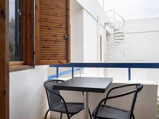 Zweisamkeit in Strandnahe - Apartment Colle Azzurro