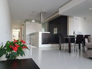 Seaview moderne 2 chambres Penthouse