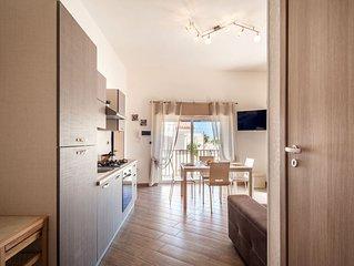 Nahe Strand und mit Meerblick - Apartment Alela
