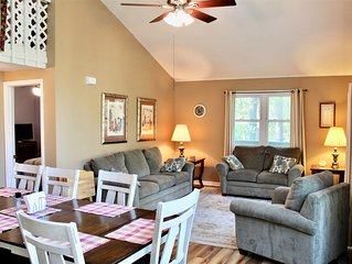 Cozy Dog Friendly  home in Bryce Resort with WiFI.  Close to skiing & golf