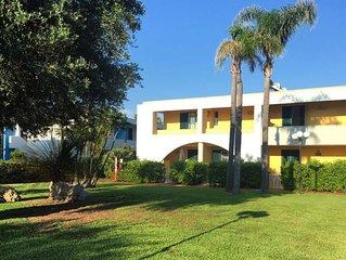 Ferienhaus mit Garten – Sairon Club Village