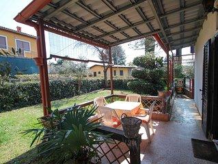 Ruhig gelegen mit Terrasse - Apartment Dajla 2