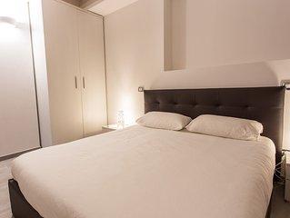 Stilvolle Ferienwohnung mit Terrasse – Apartment Luce
