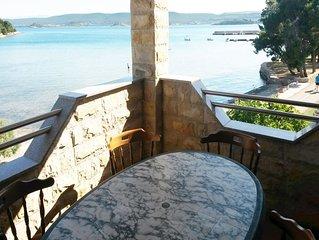 Mit Balkon und Meerblick - Villa Ana Marija AP2