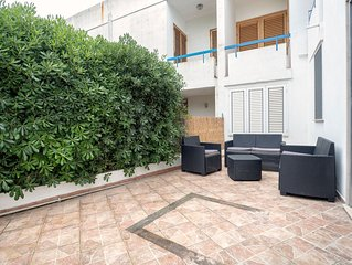 Gemutliches Apartment in Strandnahe – Colle Azzurro 2