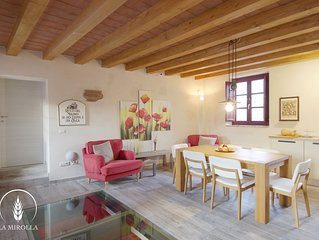 Beautiful Restored Apartment in the Lucca Countryside