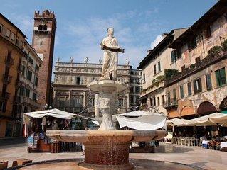 Appartamento storico nel cuore di Verona antica