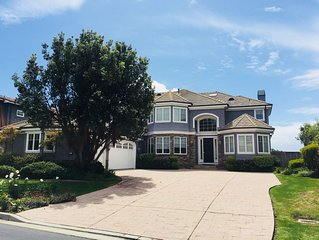 Spectacular Ocean Views, Beach Access 5 BR Home Near Ritz Carlton