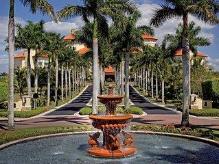 Resort living at Ritz Carlton/Tiburon Club