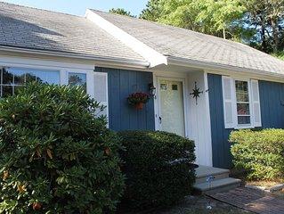 Cape Cod Comfortable House Awaits!