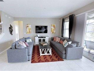 Budget Getaway - Golden Palms Resort - Welcome To Cozy 8 Beds 7 Baths Villa - 6