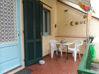 Unterkunft mitten in Marina die Campo - Apartment L'Arancio