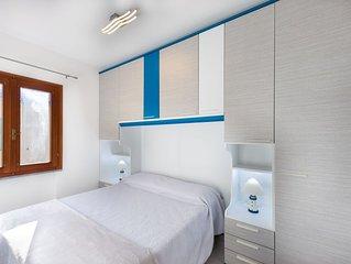 Mitten in Marina die Campo - Apartment Elba