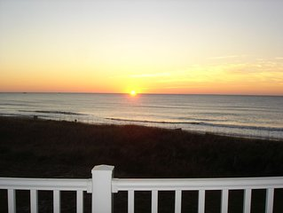 Topsail Dunes 3207 Oceanfront*Community Pool*Elevator^Easy Beach Access