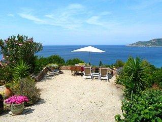 Appartement Galéria Vue panoramique sur mer et montagne Village Calme