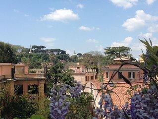 Garibaldi Roof Garden - Terrazza con vista spettacolare su S. Pietro e Gianicolo